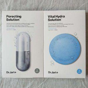 Dr. Jart Porecting & Hydra Sheet Mask bundle